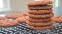 Chocolate-Hazelnut Cookies