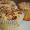 Sour Cream Coffee Cake Muffins