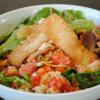 Asian Wonton Salad