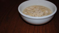 Chicken and Noodles – Comfort Food at its Finest