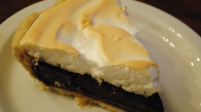 Grandma Pease's Chocolate Pie