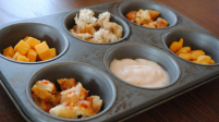 Muffin Tin Kids' Lunches