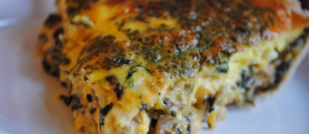 A Quite Fabulous Quiche