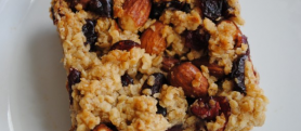 How To Make Your Own Granola Bars