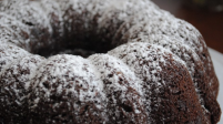 Chocolate Chip Chocolate Bundt Cake