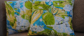 How To Sew A Square Pillow
