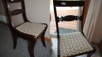 Dining Room Chair Makeover – Part 1
