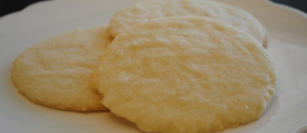 Classic, Simple Sugar Cookies
