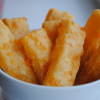 Simplest Cheese Straws