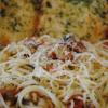 Spaghetti with Eggplant