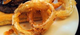 Cornmeal Fried Onion Rings