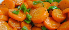 Buttered Carrots