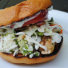 Baja Chicken and Slaw Sandwiches