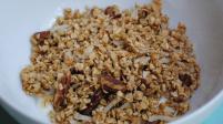 Coconut Pecan Granola