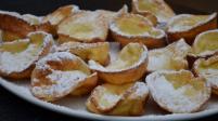 Mini German Puffed Pancakes