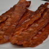 Maple-Dijon Glazed Bacon