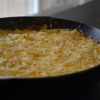 Cast Iron Cheesy Potatoes