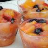 Frozen Fruit Cups
