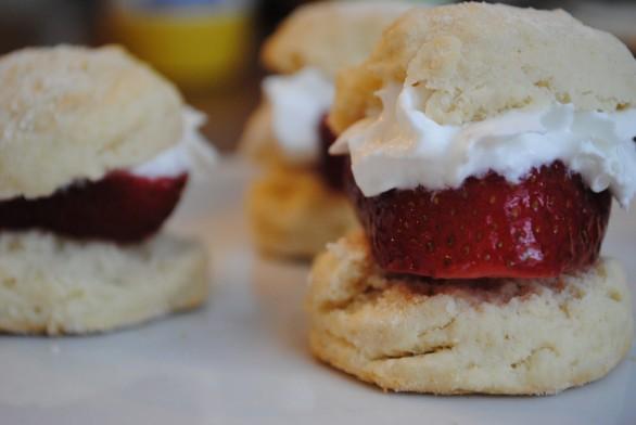 Strawberry Shortcake Sliders « The Red Bird Life