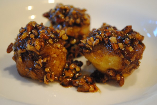 buns sticky pecan mini buns recipe yummly mini pecan sticky buns photo ...