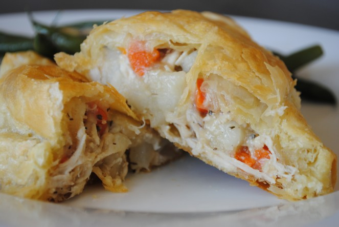 Chicken Pot Pie Turnovers « The Red Bird Life